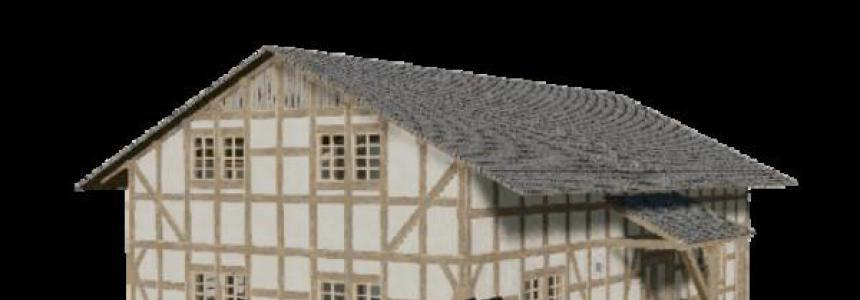 HoT timbered house pack v1.0