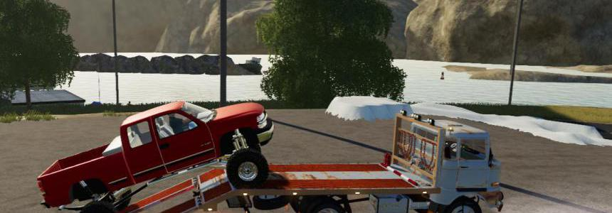 IFA W50 Towtruck v1.0.0.0