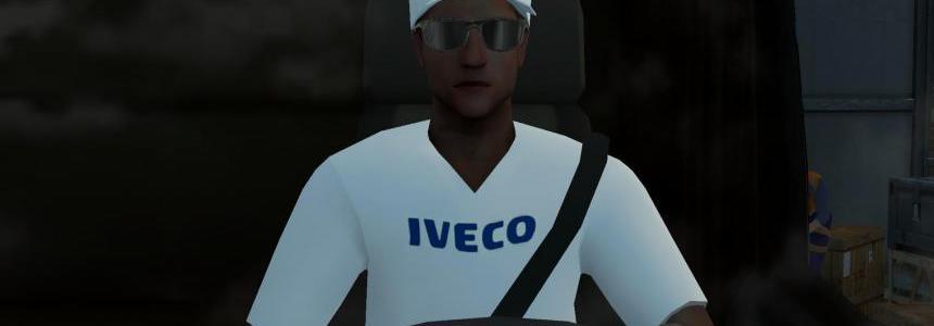 Iveco Driver Skin 1.35.x