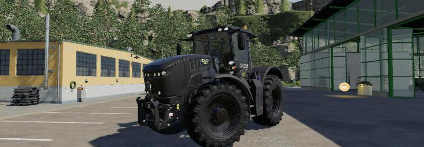 JCB FASTRAC 8330 BLACK WARRIOR v1.0.0.0