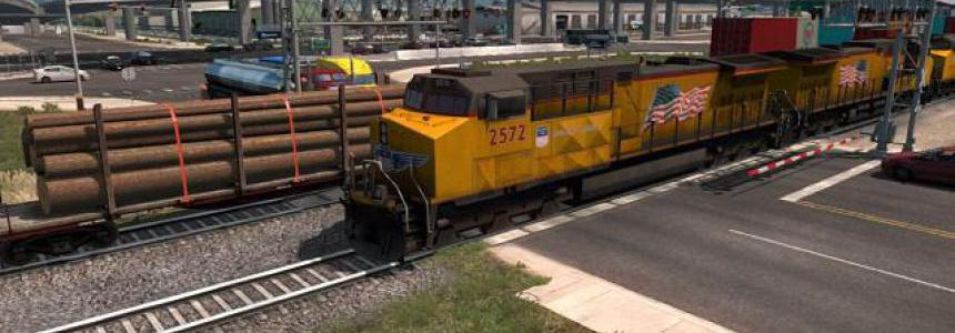 Long Trains Addon (up to 150 cars) for Improved Trains v3.2