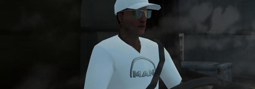 MAN Driver Skin 1.35.x