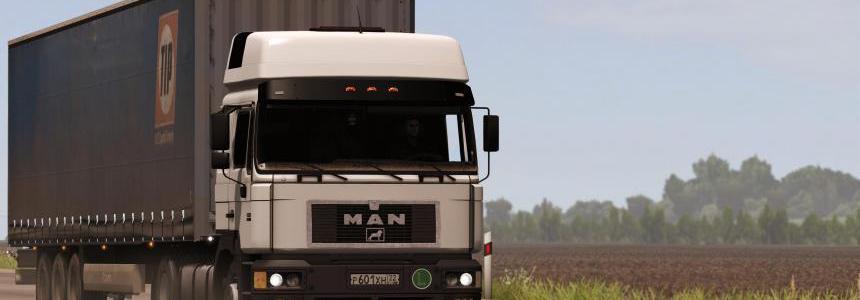 MAN F2000 414 Comandor 1.35.x