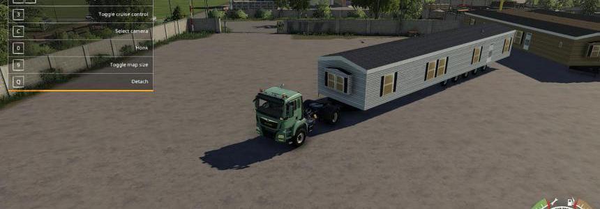 Mobile home pack v1.0