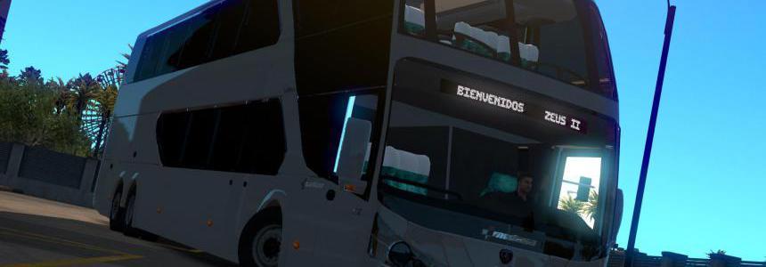 Modasa Zeus II DP 6x2 Scania BETA