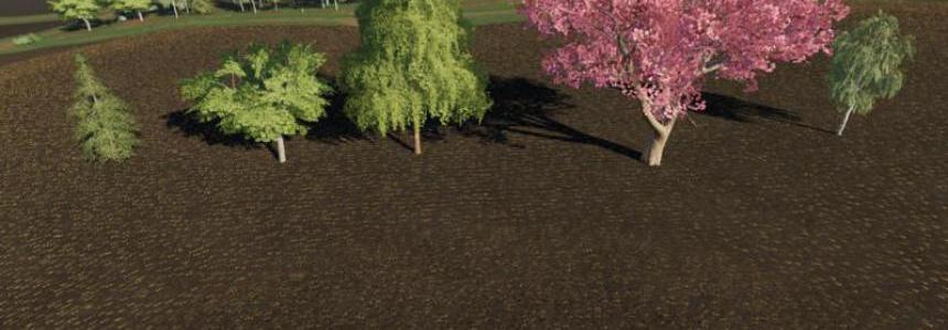 More trees (placeable) v1.0.1.0