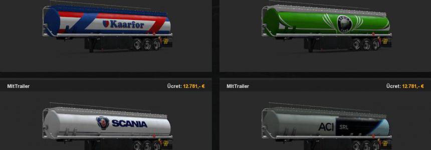 Multiplayer Trailer Skin v2.0