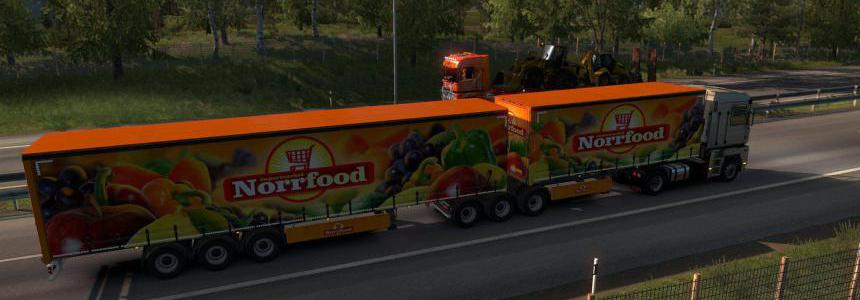 Multiple Trailers in Traffic v4.1
