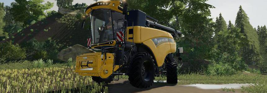 New Holland CR10.90 by Stevie