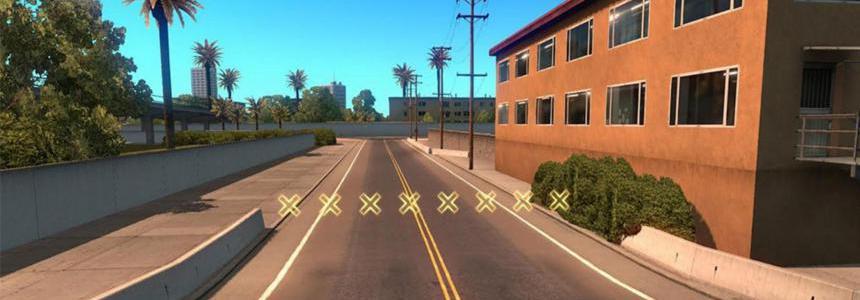 No Road end & Immersive symbols 1.35