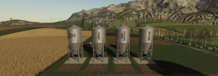 Placeable Seed Fertilizer Food Stations v2.0.5.0