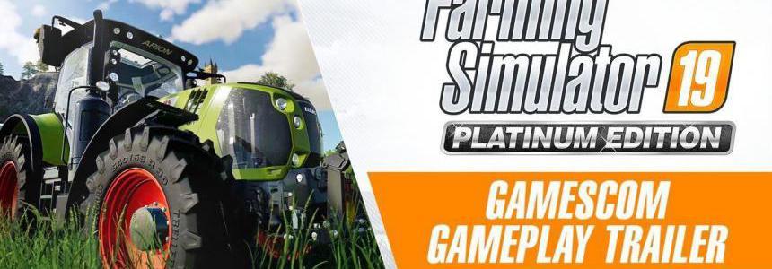 Platinum Edition Gamescom Gameplay Trailer v1.0