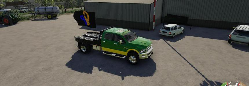 Ram 3500 snowplow gp edition v1.0
