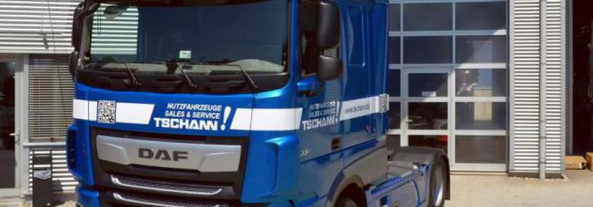 Real Paccar Mx Sound For Daf Xf Euro6 v3.0 1.35