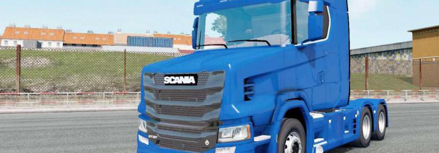 Scania S730T 2016 1.35.x