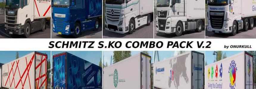 SCHMITZ S.KO COMBO PACK v2.0