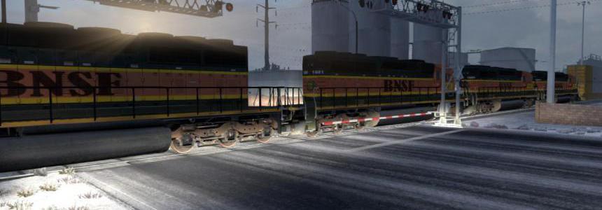 Short Trains Addon for mod Improved Trains v3.2