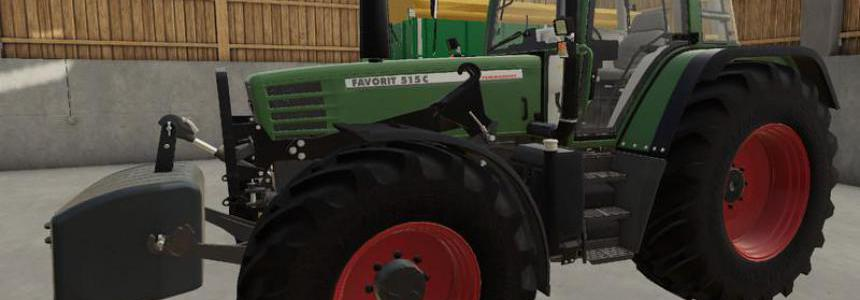 Soundupdate Fendt Favorit 500 Series v1.0.0.0