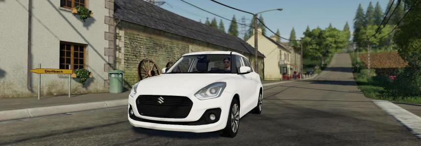 Suzuki swift v1.0
