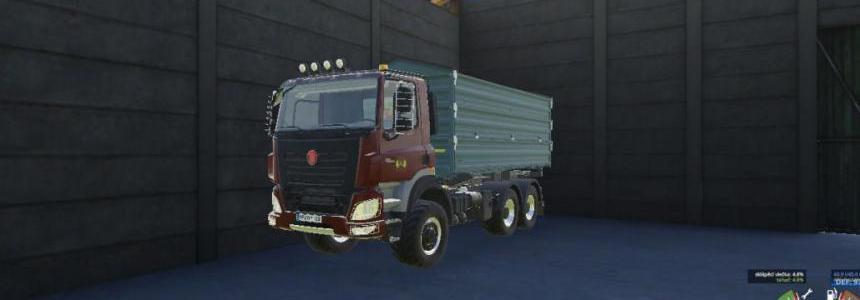Tatra E6 8x8 v1.0.0.0