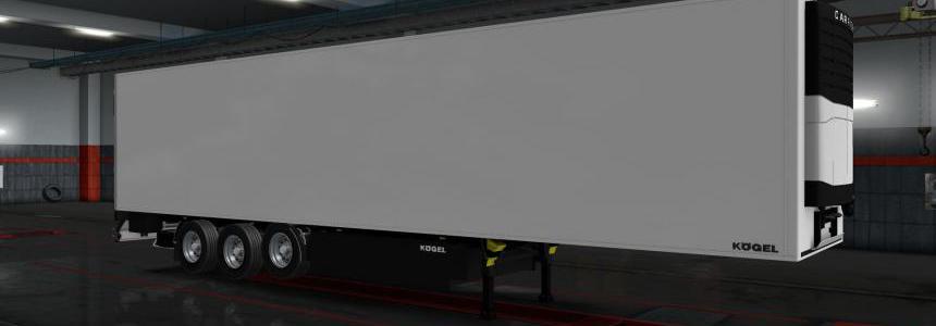 Trailer Kogel v1.0 1.35.x