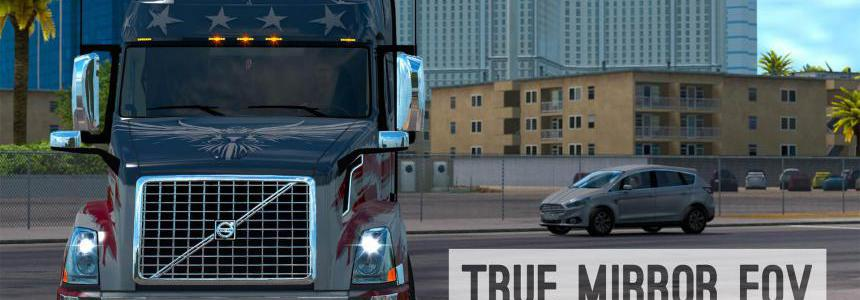 True Mirror FOV for ATS 1.35.x
