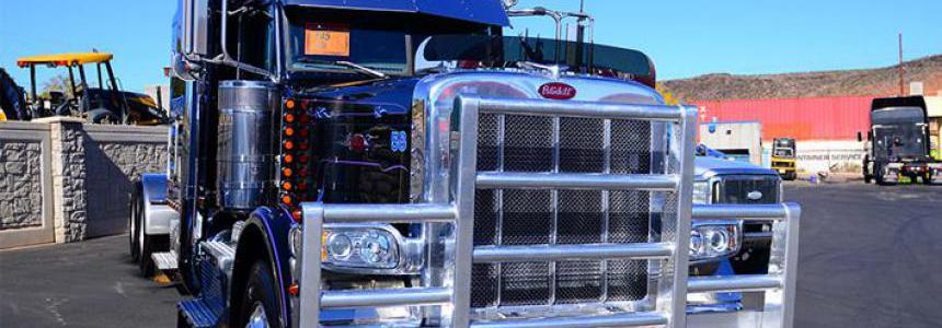 Tuned Truck Traffic Pack (ATS) by Trafficmaniac v1.0