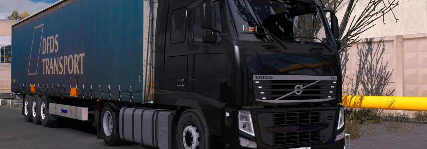 VOLVO FH13 440 1.35