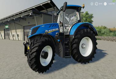 New Holland T7 series v2.0