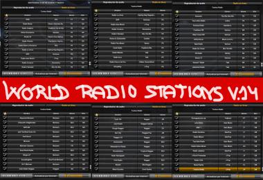 World Radio Stations ATS v14