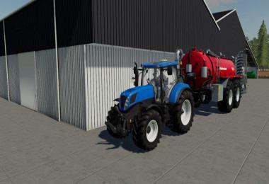 New Holland T7000 series v1.0.0.0