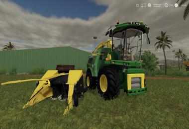 John Deere FB130 Poplar Cutter v1.0