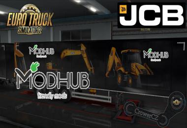 JCB OWNERSHIP TRAILER SKIN v1.0