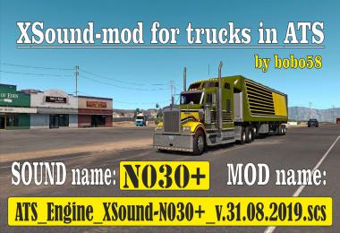 ATS Engine XSound N030+ 1.35.x