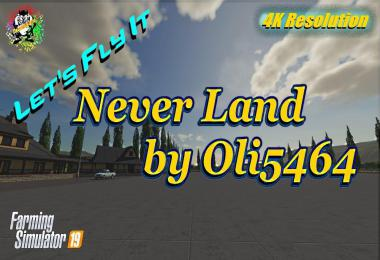 AutoDrive for Never Land v1.0