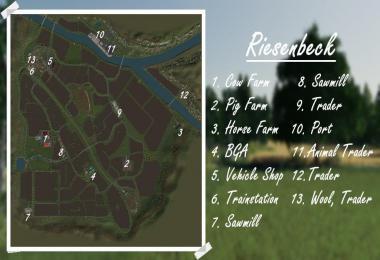 AUTODRIVE FOR RIESENBECK Map v1.02