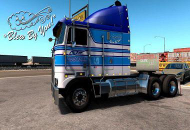 Blew By You! for Kenworth KW100e v1.0