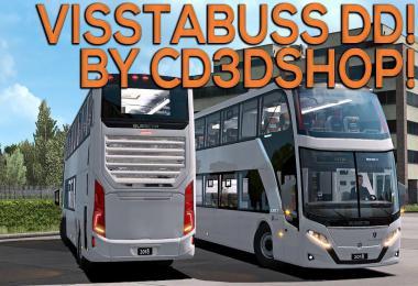 Busscar Vissta Buss DD 6x2 8x2 v4.0