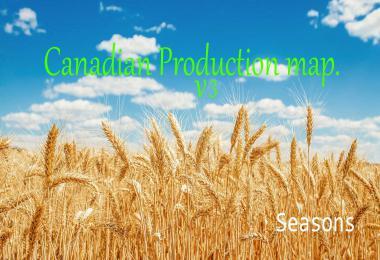 Canadian Porduction Season v3.0
