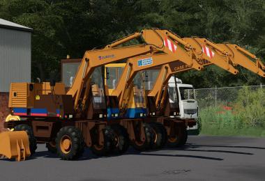 Case 688 travaux publics - FS19 v1.0
