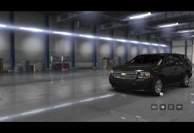Chevrolet Tahoe 2007 v1.0 ATS 1.35