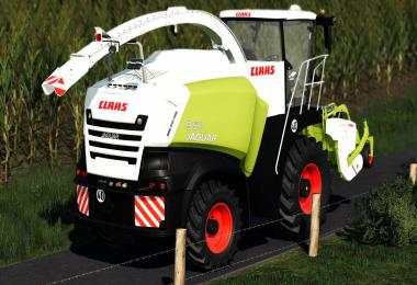 Claas Jaguar 800 Pack v1.0.0.5