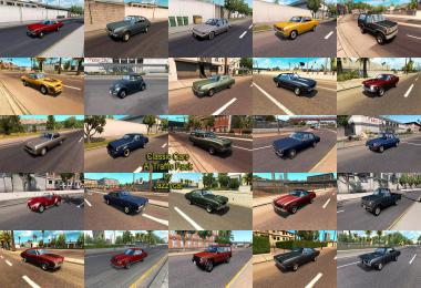 Classic Cars AI Traffic Pack by Jazzycat v3.9