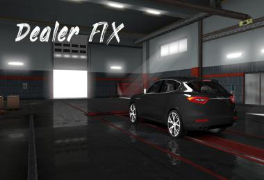 Dealer FIX – Maserati Levante v1.0