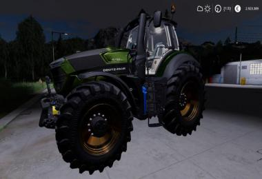 Deutz Fahr Series 9 Nerd MP v1.0
