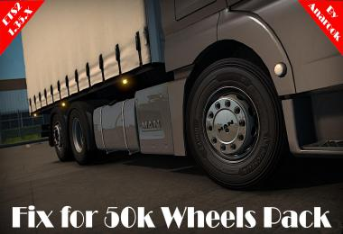 Fix for 50k Wheels Pack ETS2 1.35.x