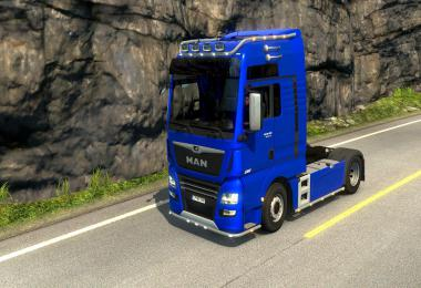 Fix for MAN TGX Euro 6 MADster 1.35