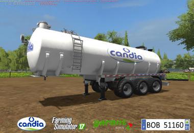 Kotte milk tank Candia By BOB51160 v1.0.0.2