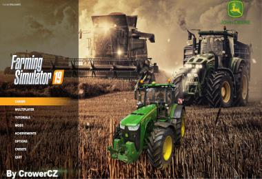 John Deere Edition Menu Background v1.0