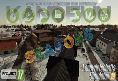FS19 Kandelin Seasons Ready v1.0